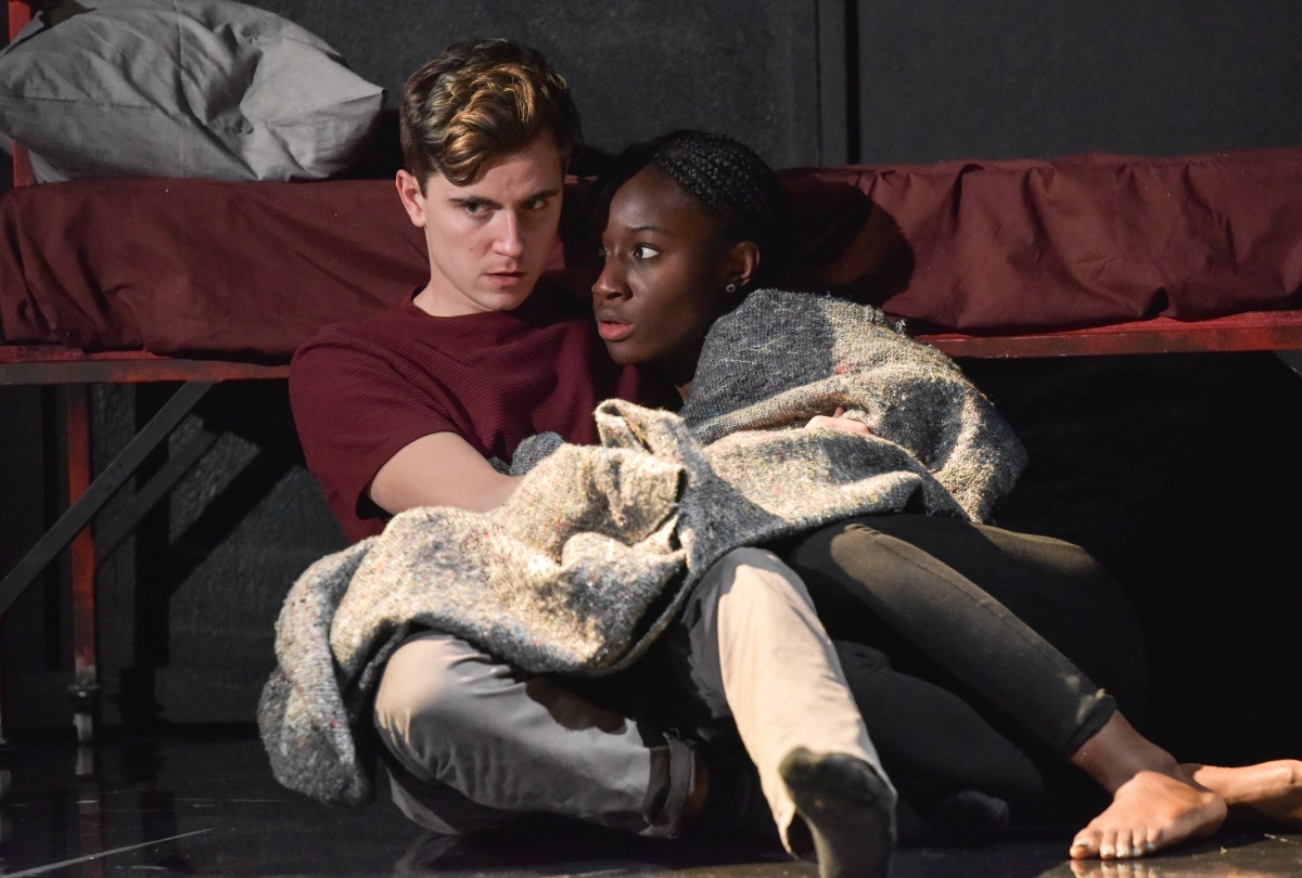 Review Noughts Amp Crosses Derby Theatre Emily Holyoake